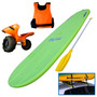Tabla Stand Up Supremo Boards Portaequipaje Carro Accesorios