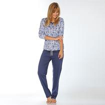 Pijama Talles Especiales Flor Luz De Mar Dreams 81044 T8