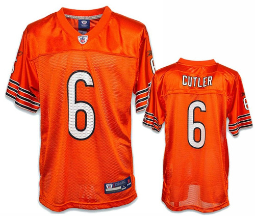 c2298ecfa6076 Camiseta Nfl Reebok Chicago Bears Jay Cutler Talle Xl Origin