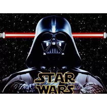 Kit Imprimible Star Wars Darth Vader Diseña Tarjetas 2