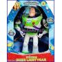 Buzz Lightyear Talking Grande Habla Original Disney Store