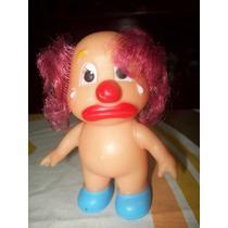 Muñeca Antigua De Goma-