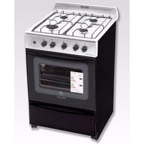 Cocina Escorial Master Full Acero 56cm Enc Elec Luz Nuevo Mo