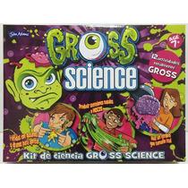Ciencia Bruta Gross Science Kit 12 Actividades Next Point