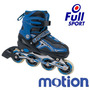 Rollers Patines Motion Extensibles Abec 7 Roller Aluminio !