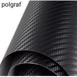 Vinilo Simil Fibra De Carbono Texturado 1.52m X 1.00 Polgraf