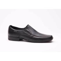 Stork Man Zeta - Zapato Hombre Vestir Cuero Forrado Elastico