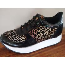 Zapatillas Sneakers Invierno 2015 Tipo Deportivas Moda