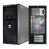 Pc Cpu Dell  Doble  Nucleo   2gb Ram Win 7+office  Zona Sur