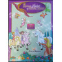 Libro Reinas Hadas Y Princesas Dvd Interactivo
