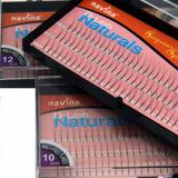 Navina Extension Pestañas 3d (3 Pelos) 8 Mm 10mm 12 Mm 14 Mm