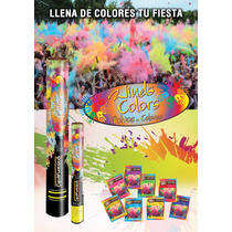 120 Polvos De Colores - Holi Fest - We Color - Mayorista