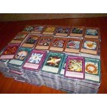 Lote De Cartas Yugioh 100 Cartas Castellano Envio Gratis
