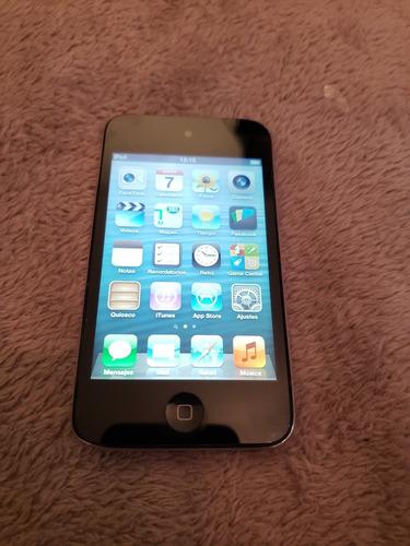 iPod Touch 4 32 Gb Cuarta Generacion Dos Camaras +base Carga ...