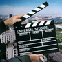 Claqueta De Cine Pizarra Universal Studios Grande 30 X 27