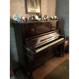 Piano Vertical Carl Schmidt & Co Stuttcart Aleman, 85 Teclas