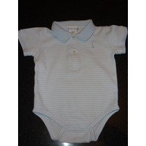 Espectacular!! Body Bebe Mc Orig. Ralph Lauren