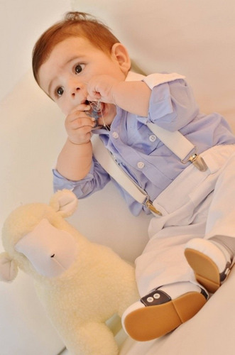 Tiradores Para Bebés Y Niños. Clara Clares Bautismo Cortejo 7bf5b7f3be8