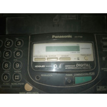 Fax Panasonic Impecable