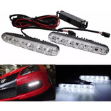 Faro Led Kit * Luces Auxiliares Drl Led Cree Diurna X2 Xenon