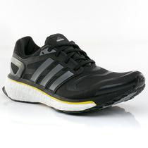 Zapatillas Energy Boost M Black adidas