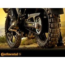 Cubierta Trasera Continental Tkc80 150/70-17 Stanleymoto