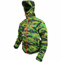 Campera Soft Shell Neoprene Makalu Impermeable