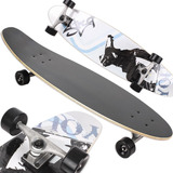 Longboard Skateboards Bidireccionales  Dc Element Skate