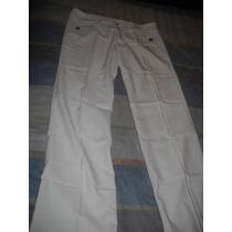 Pantalon De Vestir Marca Ossira