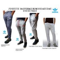 Joggins Babucha Adidas Originals Hombre!!