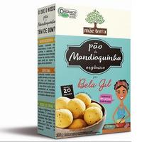 Pao de Mandioquinha Organica por Bela Gil - 300g - Mae Terra