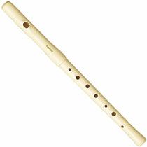 Flauta Dulce Con Digitación Traversa Yamaha Yrf-21 Yrf21