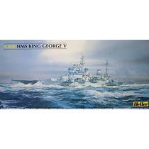 Hms King George V 1/400 Marca Heller
