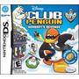 Juego Nintendo Ds-3ds Club Penguin Herberts Revenge Disney