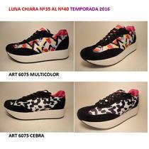 Zapatilla Luna Chiara Temporada 2016 Outlet