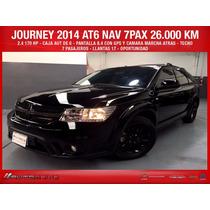 Dodge Journey Sxt 2.4 Automatica 6 Vel Nav Pana 3 Filas As
