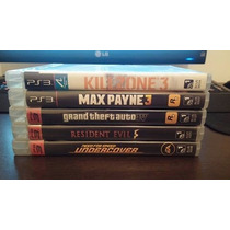 Juegos De Ps3 Playstation 3 Combo Pack