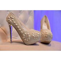 Zapatos Mujer Novias Importados Fiesta