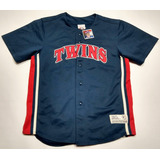 Casaca Baseball Minnesota Twins True Fan Mlb Talle S