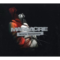 Cd Massacre - Galería Desesperanza ( Eshop Big Bang Rock )