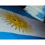 Banderas De Argentina De 1.30 X 0.90. Excelente Calidad!!!