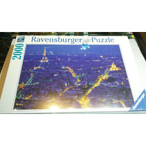 Puzzle Ravensburger 2000pzs Paris Milouhobbies R0083