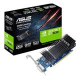 Placa De Video Asus Geforce Gtx 10 Series Gt1030-2g-csm 2gb