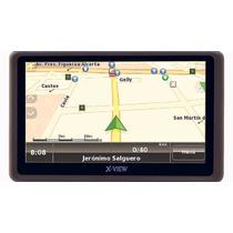 Gps X-view Navigator7+tv Digital Nave Satelital Soporte Auto