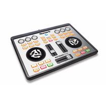 Controlador Portatil Mini Numark Mixtrackpro Edge Con Placa