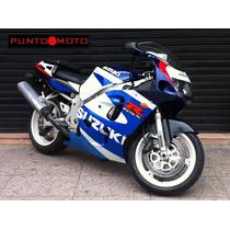 Suzuki Gsx 600 R !!! Puntomoto !!! 4641-3630