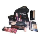 Set Maquillaje Profesional Mac  Super Completo