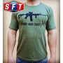 Remera Cat (come And Take It) Mil De Semper Fi Tactical®