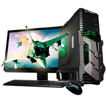 Pc Amd Gamer Fx 8350k 8 Nucleos - 8gb - Placa De Video R7 2g