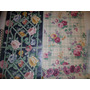 Papeles Pintados Vinilicos Importados Flores